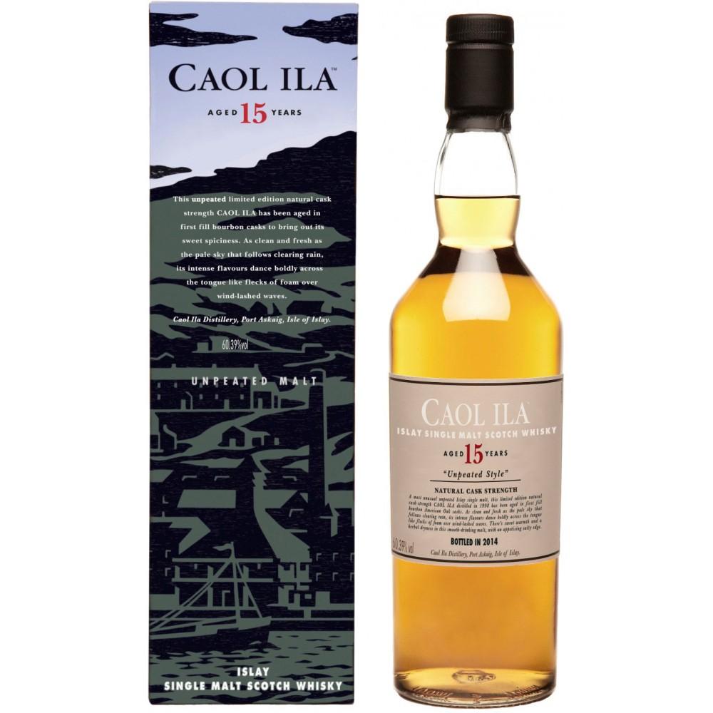 Caol Ila 15 years 0,7 l