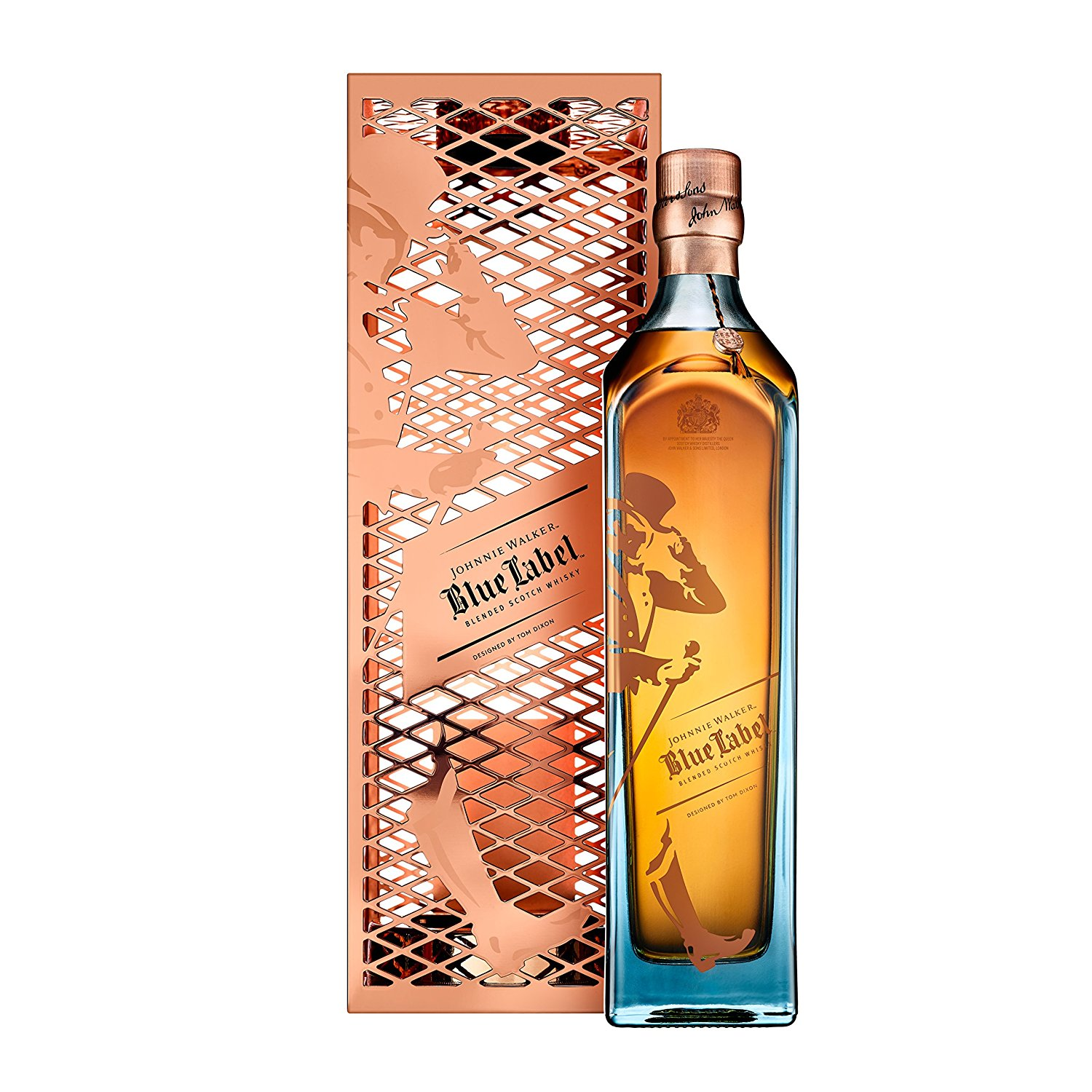 Johnnie Walker Blue Label Designed by Tom Dixon 0,7 l