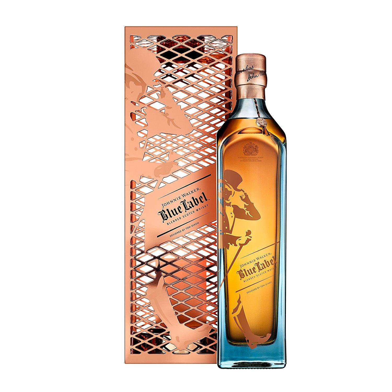 Johnnie Walker Blue Label Designed by Tom Dixon 0,7 l