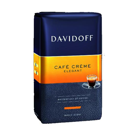 Davidoff Café Créme Elegant 500 g (holá láhev)