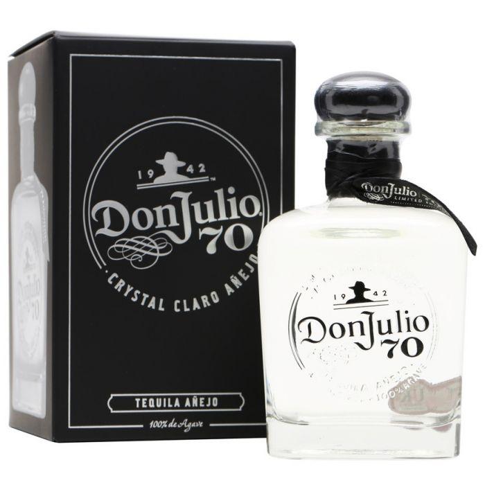 Don Julio 70 Crystal Claro Anejo 0,75 l