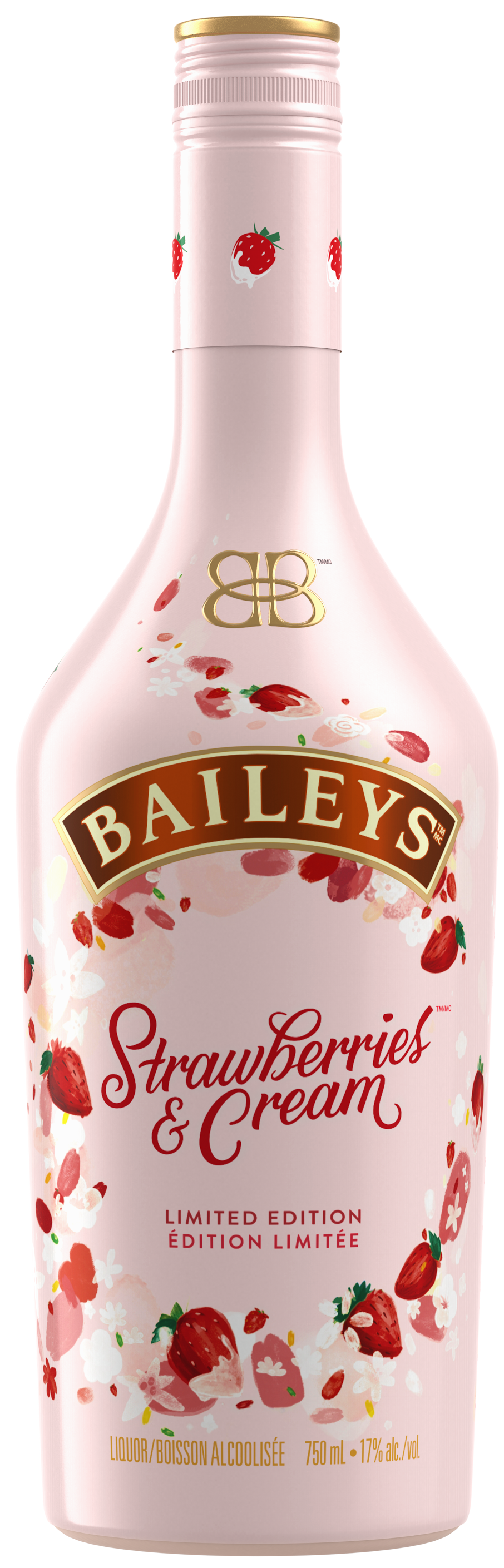 Baileys Strawberries and Cream 0,7 l