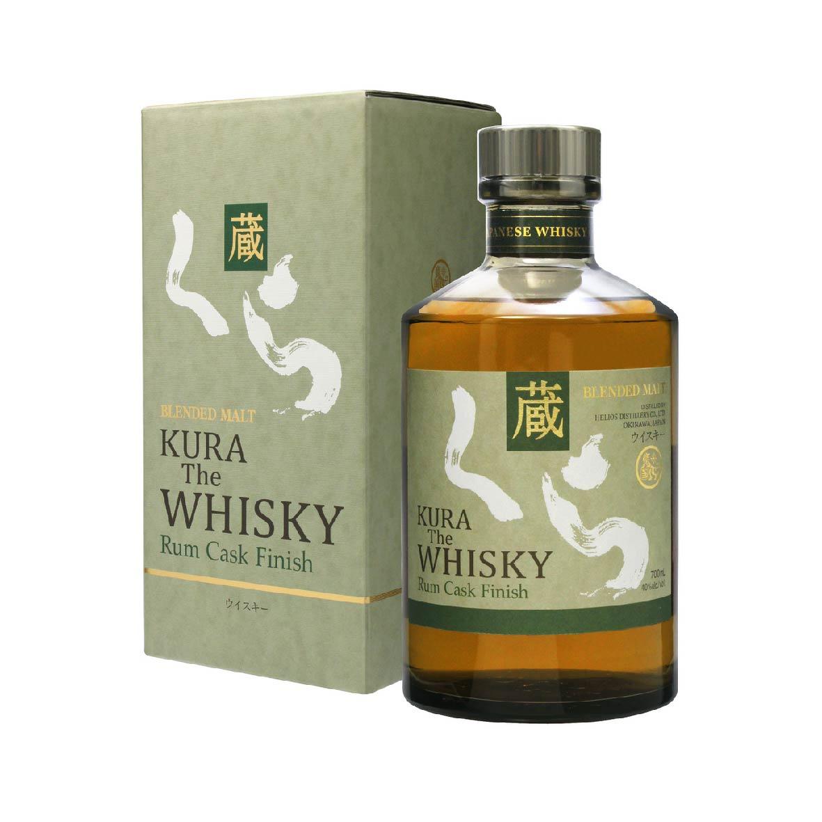 Kura The Whisky Rum Cask Finish 0,7 l