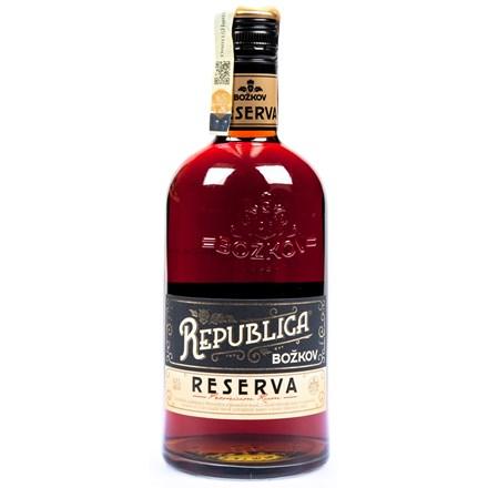 Božkov Republica Reserva 0,5 l