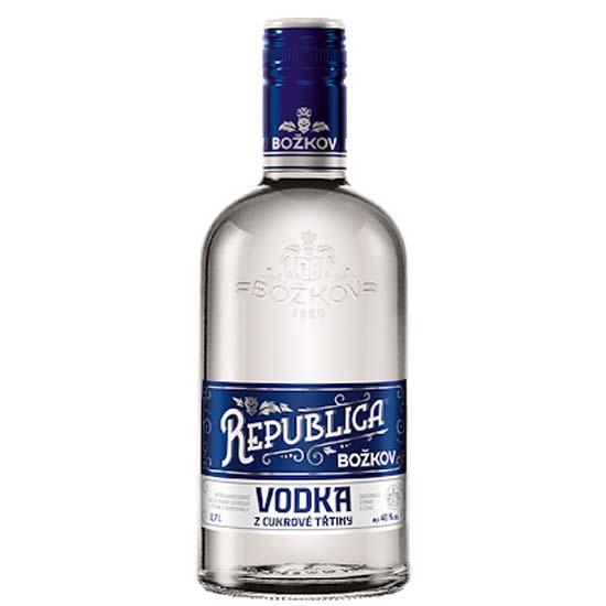 Božkov Republica Vodka 0,7 l 40 %