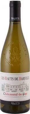 Brotte Chateauneuf du Pape Les Hauts de Barville 13,5 % 0,75 l