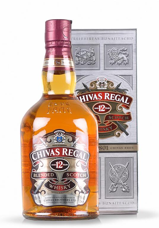 Chivas Regal 12 yo 2l