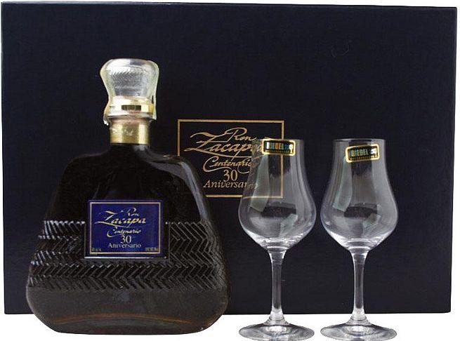 Ron Zacapa Zacapa 30 Ann. Rum of Guatemala 0,7l gift set