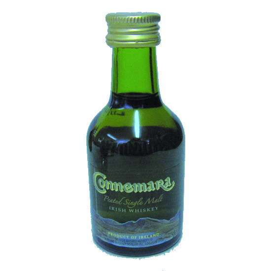 Connemara Peated Single Malt 0,05l