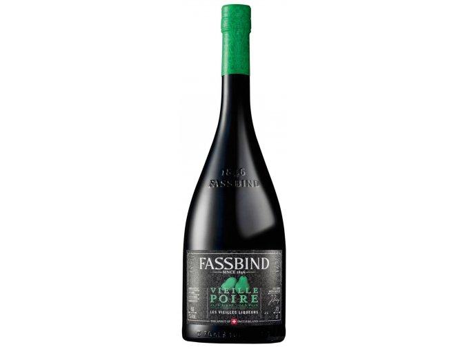 Fassbind Vieille Poire 0,7l