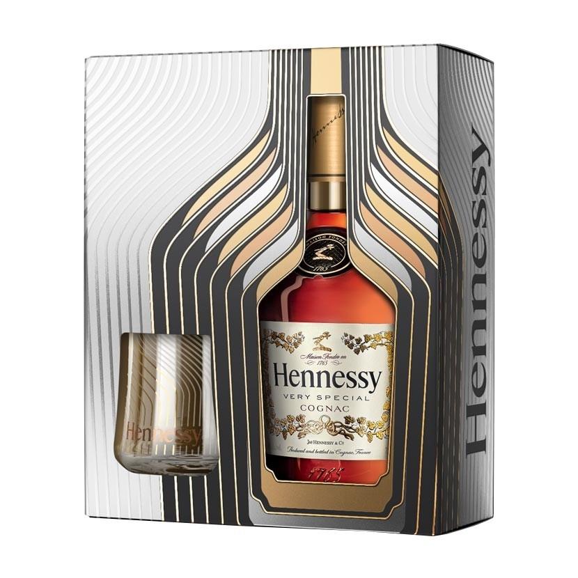 Hennessy VS 0,7l dárková kazeta