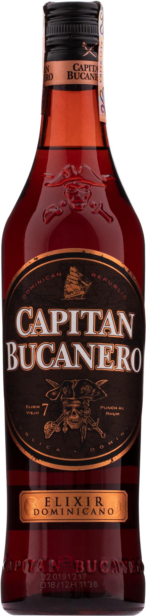 Capitan Bucanero Elixir Dominicano 0,7l