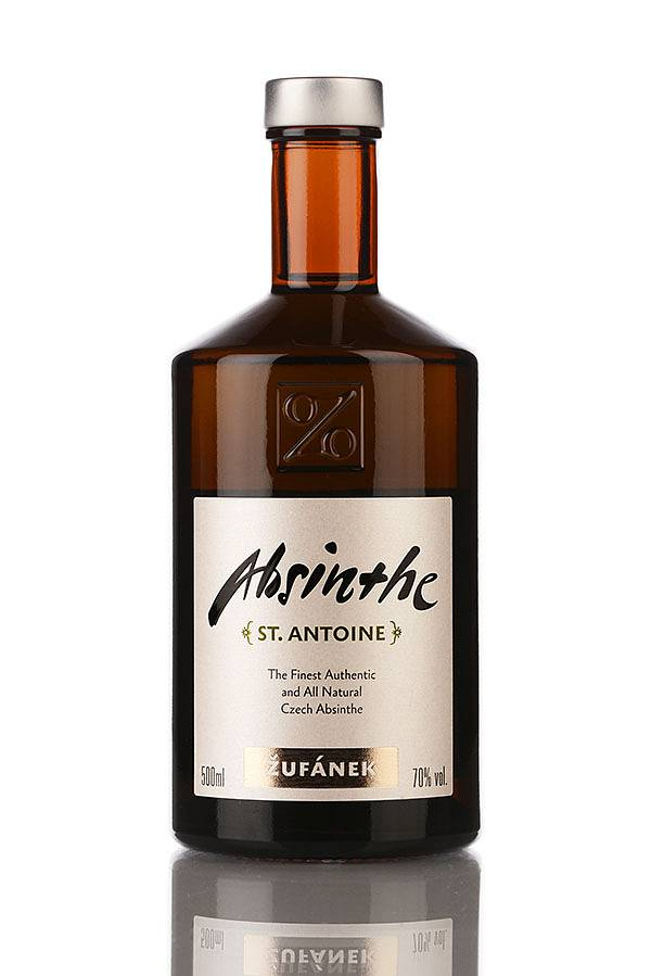 Žufánek Absinthe St. Antoine 0,5 l