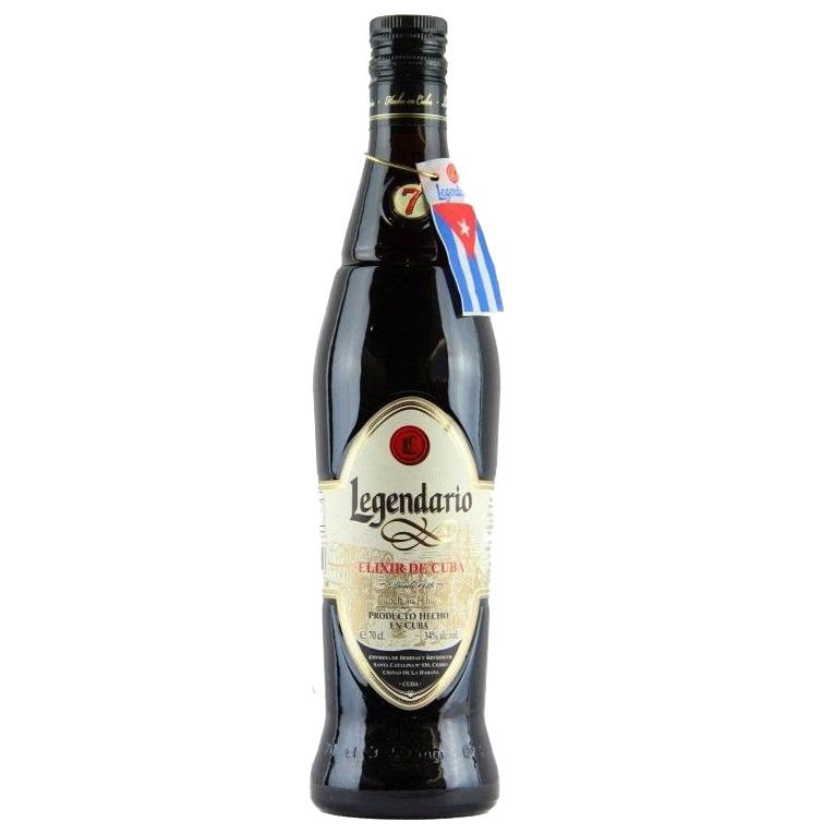 Ron Legendario Legendario Elixir De Cuba 7 yo 0,7 l