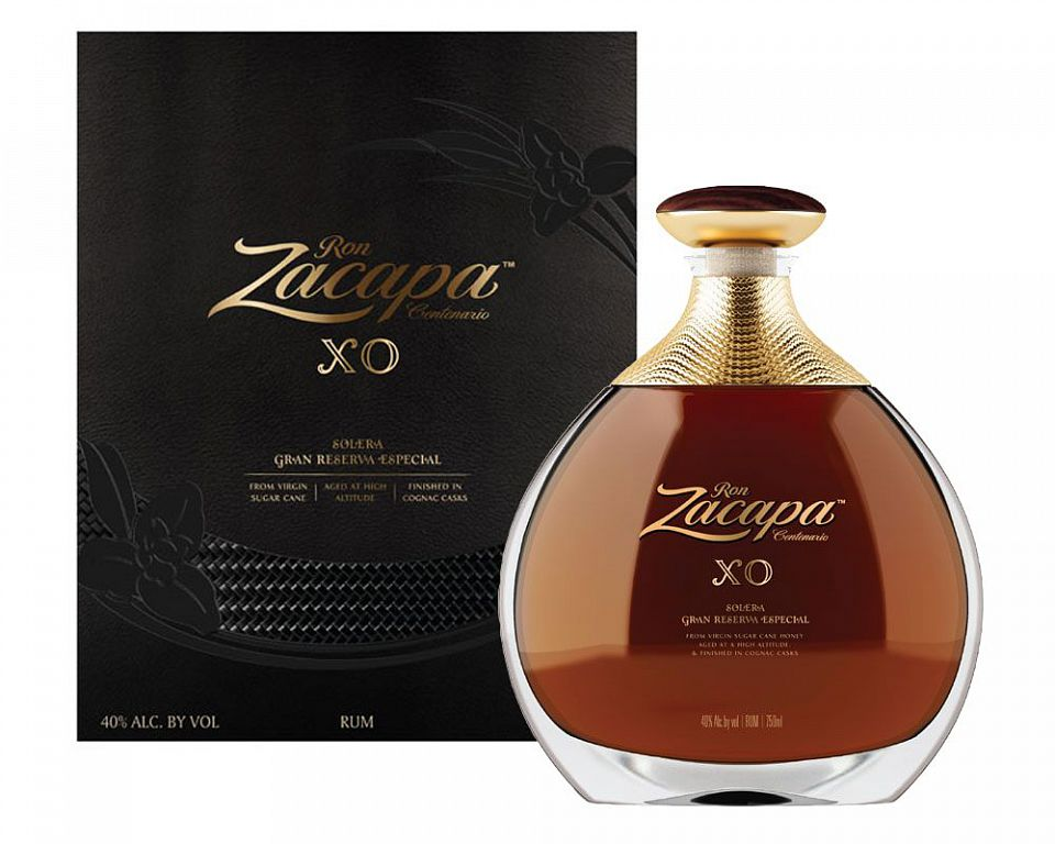 Ron Zacapa Zacapa Centenario XO 0,7l