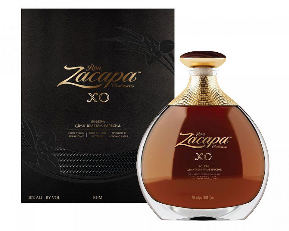 Ron Zacapa Zacapa Centenario XO 40 % 0,7 l (holá láhev)