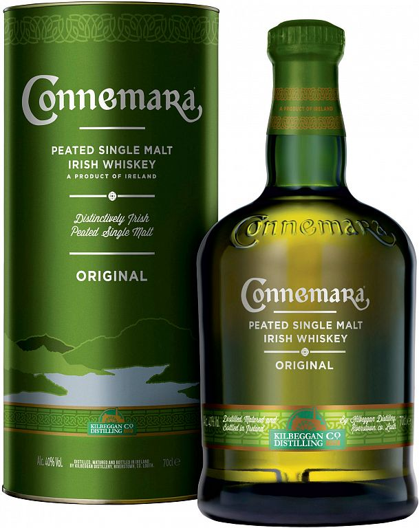 Connemara Peated Single Malt 0,7l