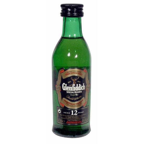 Glenfiddich 12 yo 0,05l