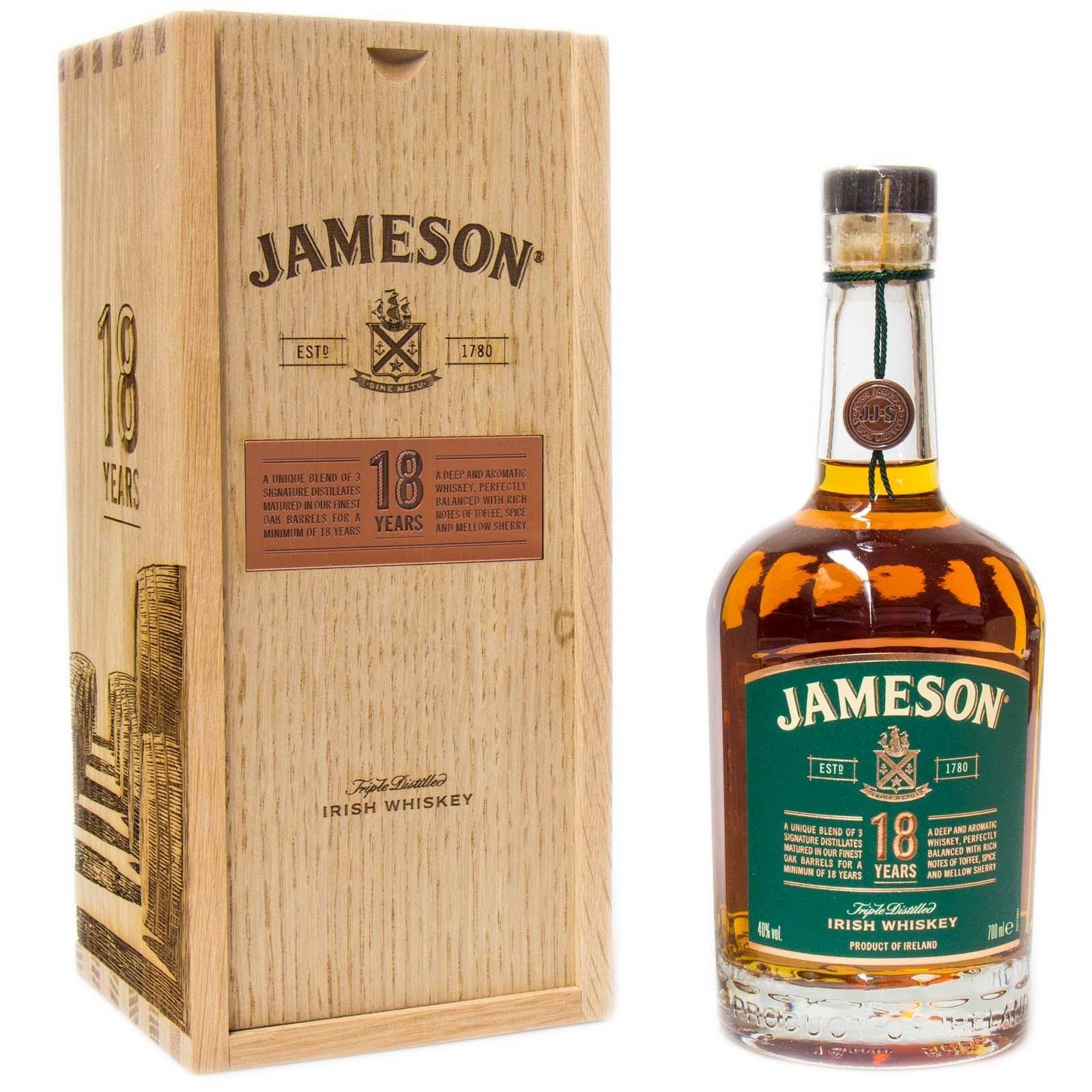 John Jameson 18 yo 0,7l