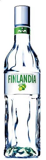 Finlandia Lime 37,5 % 0,5 l (holá láhev)