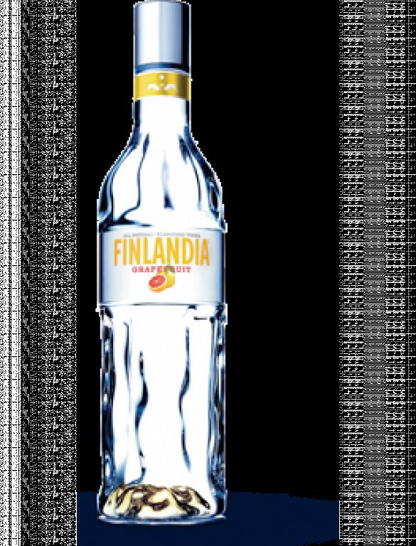 Finlandia Grapefruit 37,5 % 0,7 l (holá láhev)
