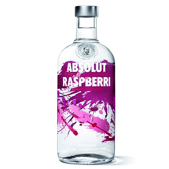 Absolut Raspberry 0,7l