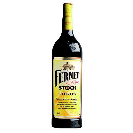 Fernet Stock Citrus 2,5l