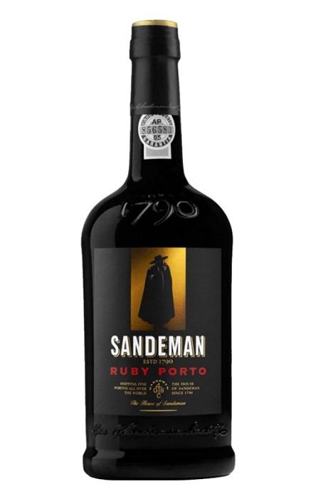Sandeman Port Ruby 19 % 0,7 l (holá láhev)