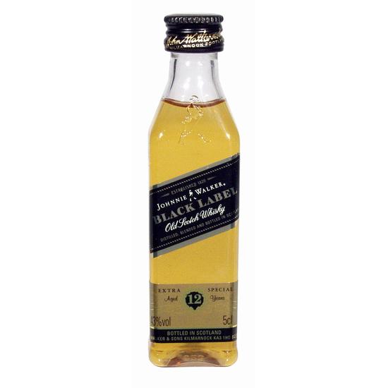 Johnnie Walker Black Label 0,05l