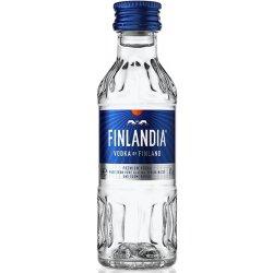 Finlandia 40 % 0,05 l (holá láhev)