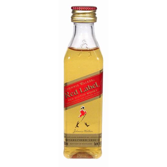 Johnnie Walker Red Label 0,05l