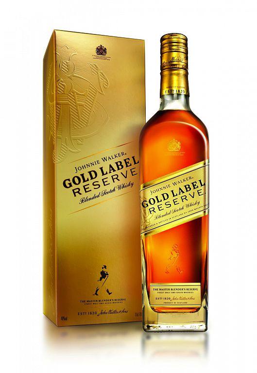 Johnnie Walker Gold Label 0,7 l