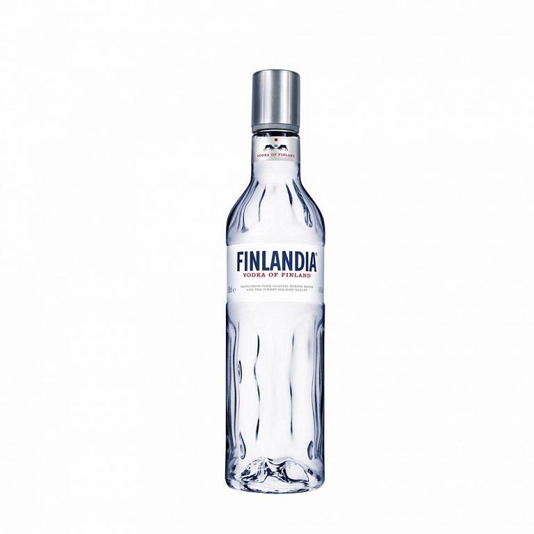 Finlandia 40 % sklo 0,5 l (holá láhev)