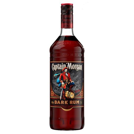 Captain Morgan Black Jamaica 1l