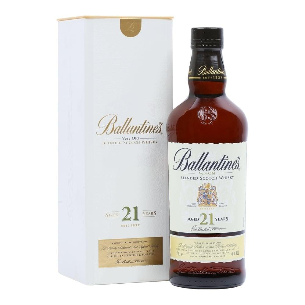 Ballantines 21 yo 0,7l