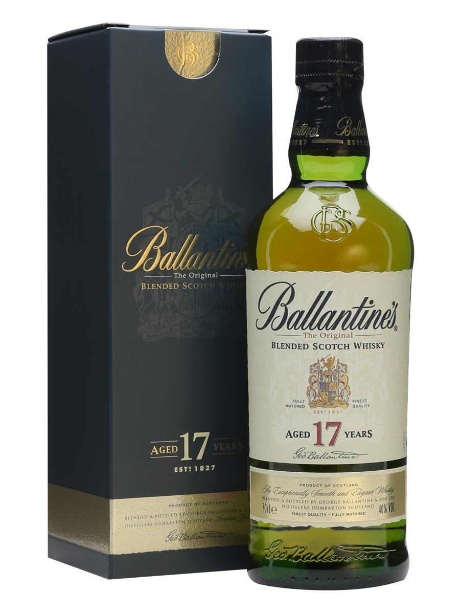 Ballantines 17 yo 0,7l