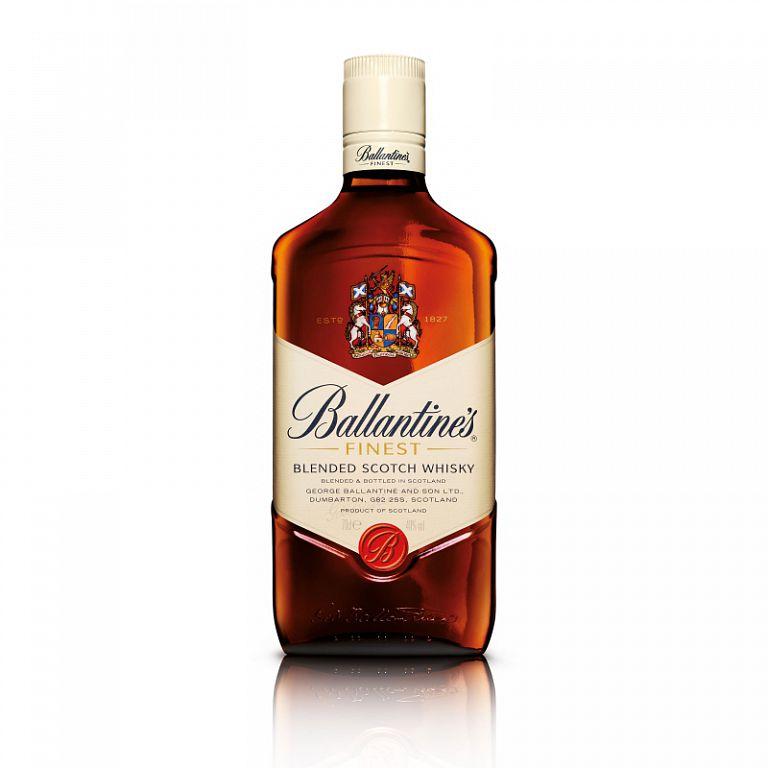 Ballantines Finest 40 % 0,7 l (holá láhev)