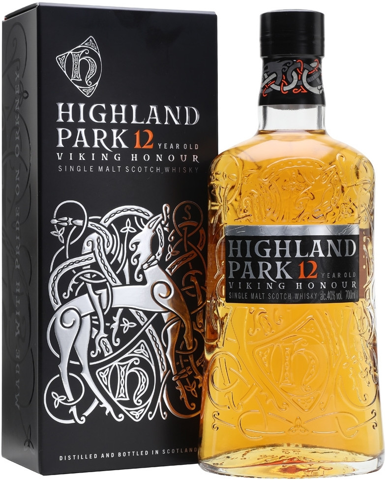 Highland Park 12 yo 0,7l