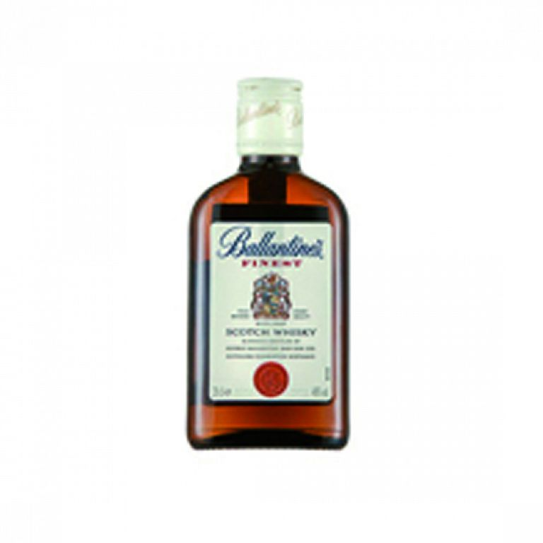 Ballantines Finest 40 % 0,2 l (holá láhev)
