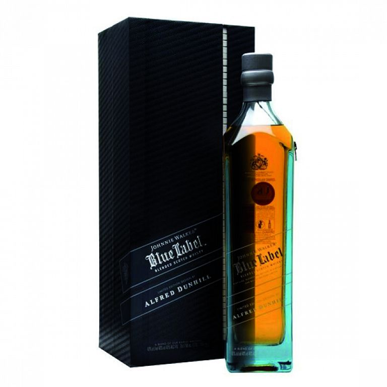 Johnnie Walker Blue Alfred Dunhill 0,7l