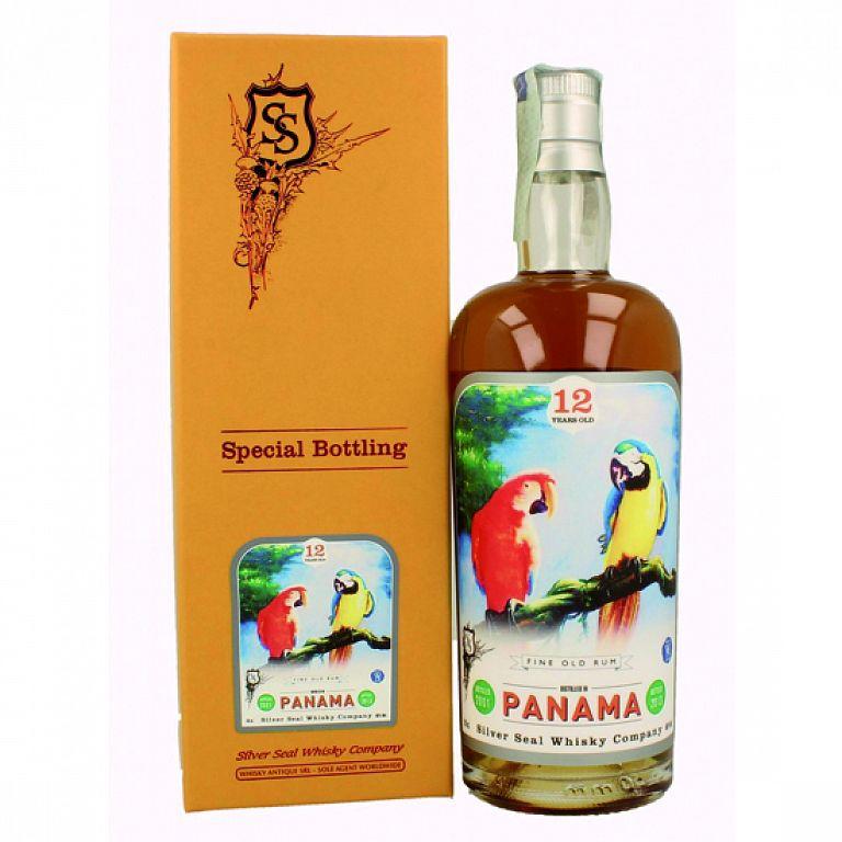 Panama 12 yo Silver Seal 0,7l