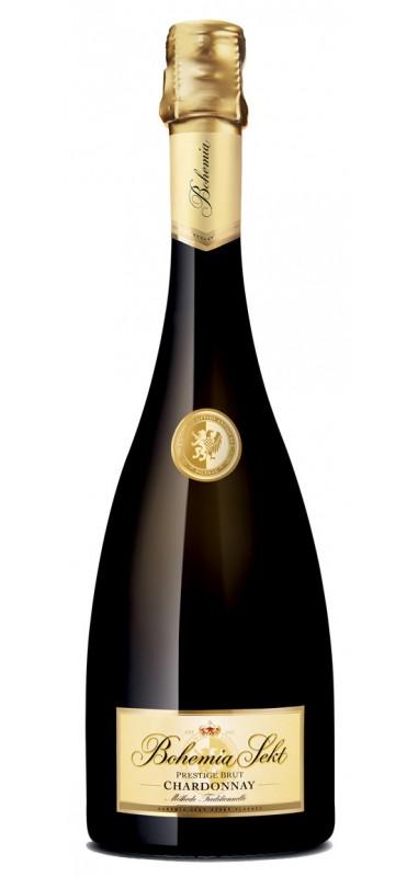 Bohemia Sekt Prestige Chardonnay Brut 0,75 l