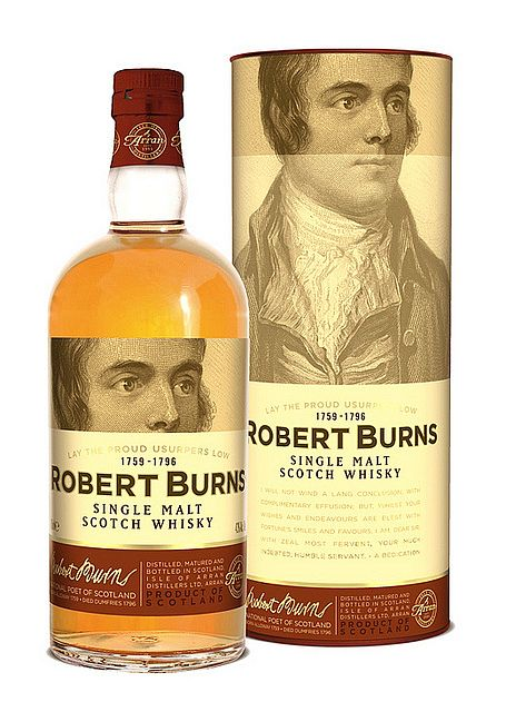 Robert Burns Single Malt 0,7l
