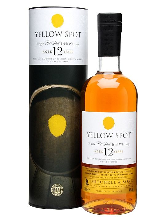 Yellow Spot 12 Years Old 0,7l