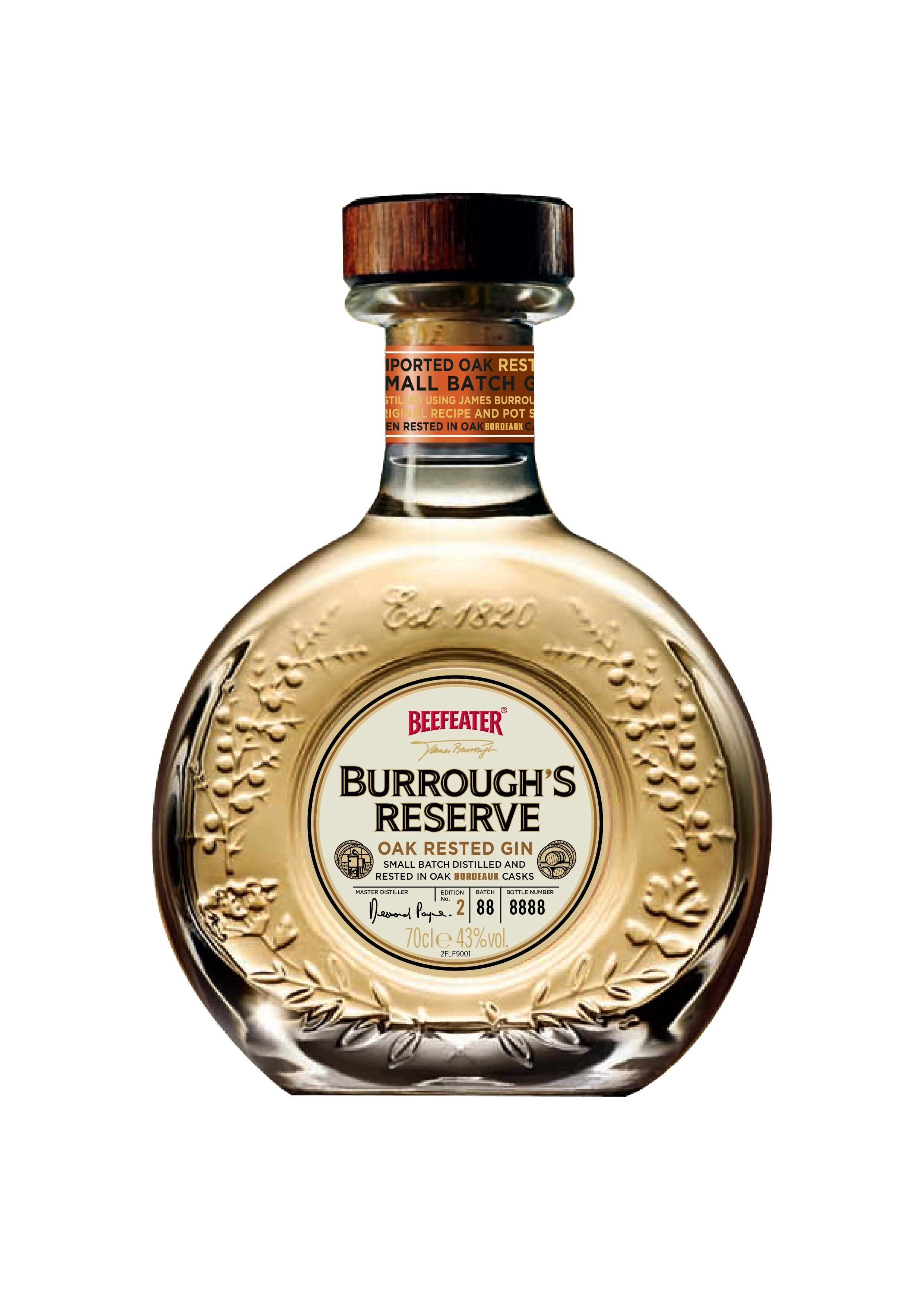 Beefeater Burrough's Reserve 0,7l