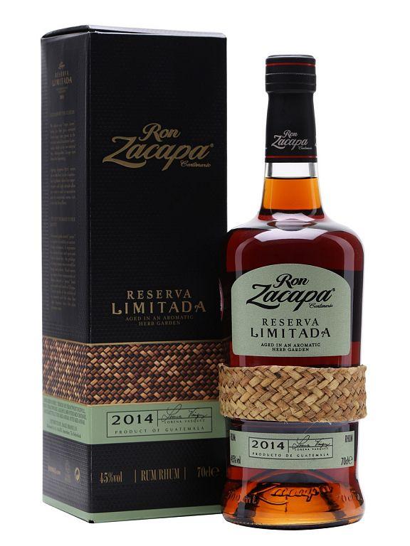 Ron Zacapa Centenario Reserva Limitada 2014 0,7l