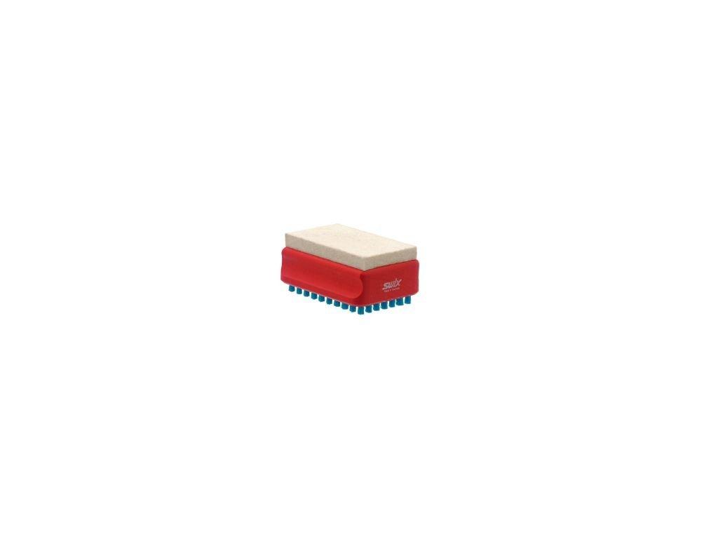Kartáč Swix F4 kombi T0166B