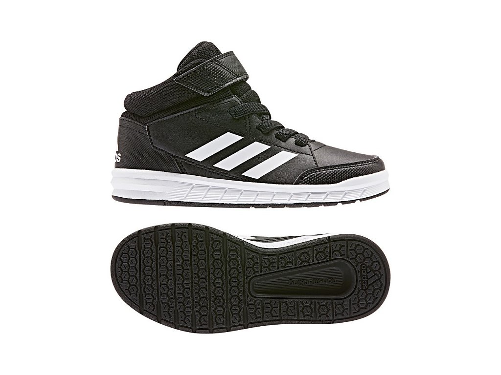 Obuv adidas G27113 AltaSport Mid K