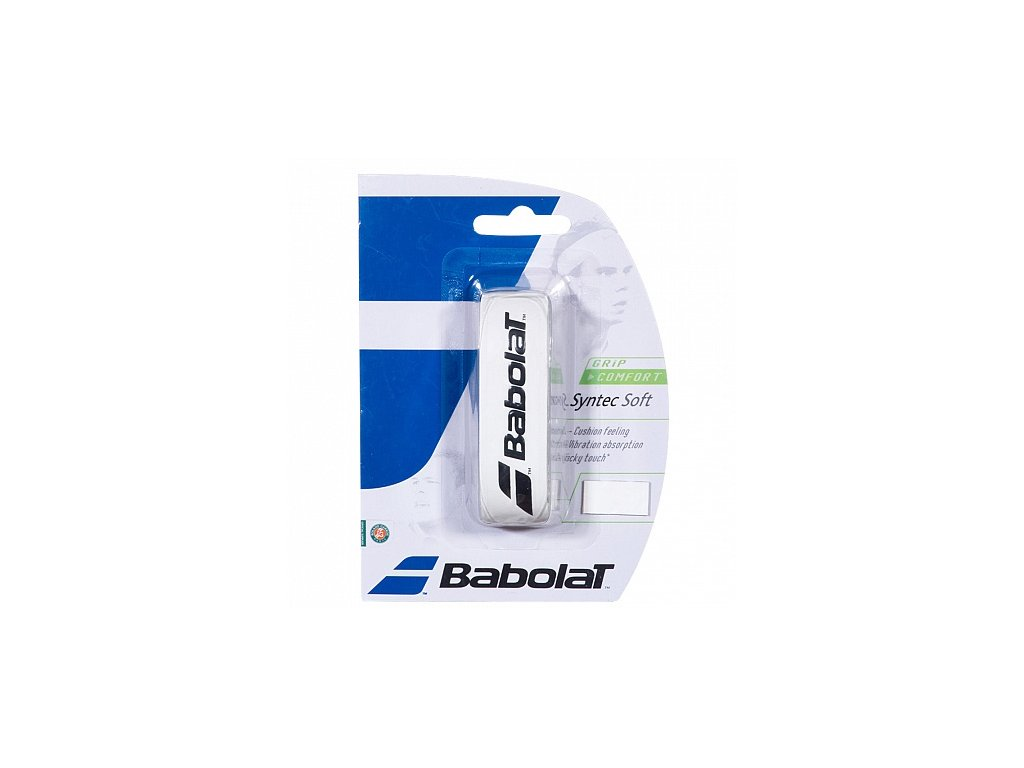 Grip Babolat SYNTEC SOFT white