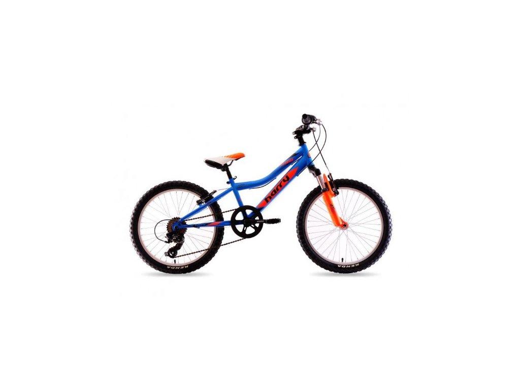 "Bicykel Harry JUNIOR 20"" SF blue 2019"
